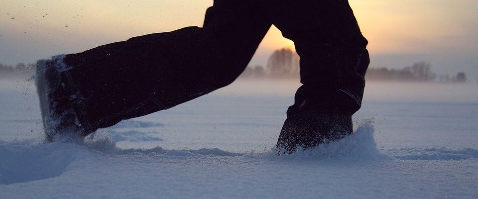 Zimní vrstvení oblečení při běhu