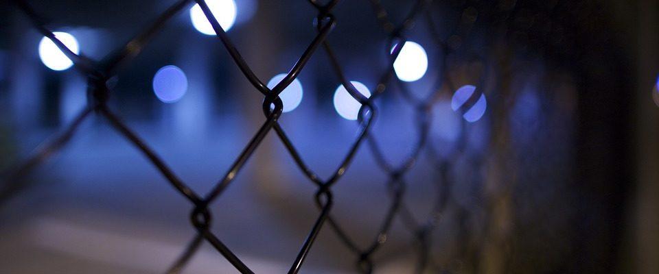Lidská krev ve věznici na Cejlu