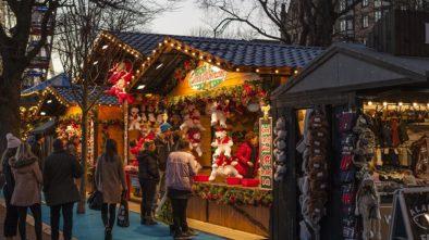 Vánoční svátky v Brně