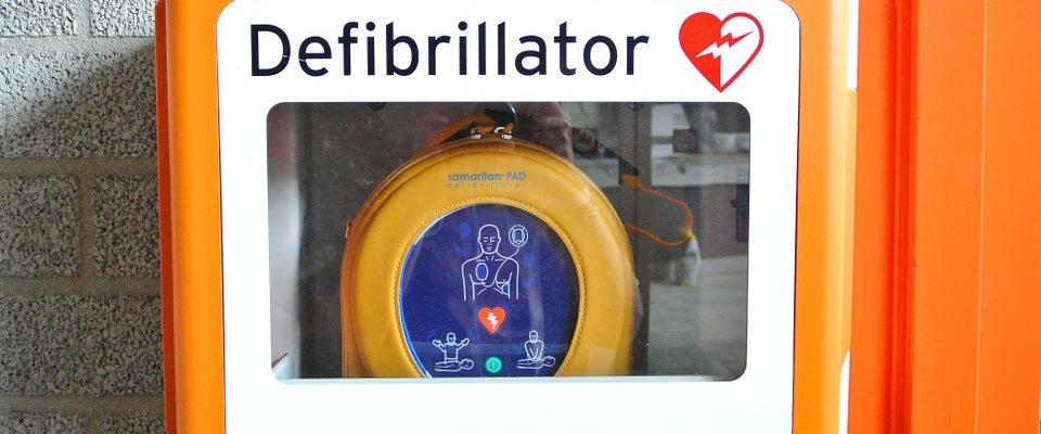 Defibrilátory v Brně
