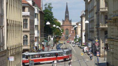 Tramvaj Brno