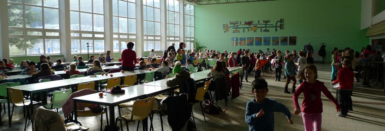 Stravování ve školách