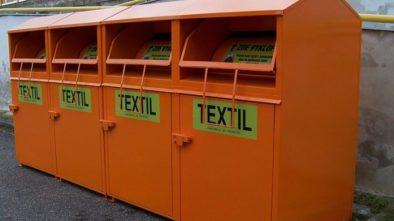 Kontejner na textil