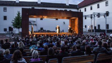 Letní shakespearovské slavnosti Brno