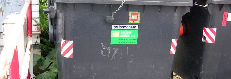 Poplatek za komunální odpad