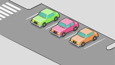 Rezidentní parkování bude rozšířeno o další oblasti